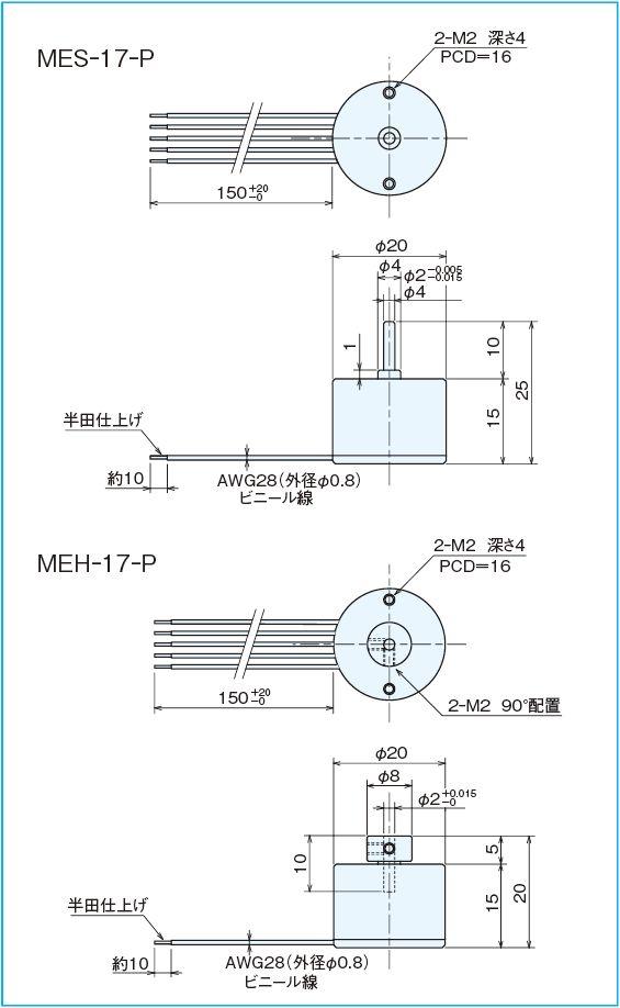 ME-17-Pシリーズ